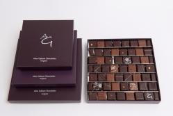 Coffrets de Chocolat Aline Géhant Chocolatier à Avignon