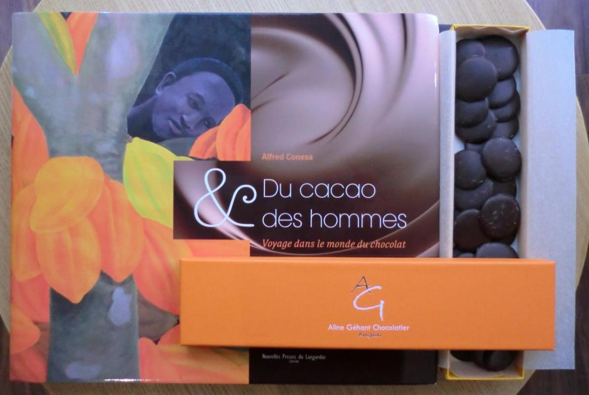 Livre Du Cacao et des Hommes